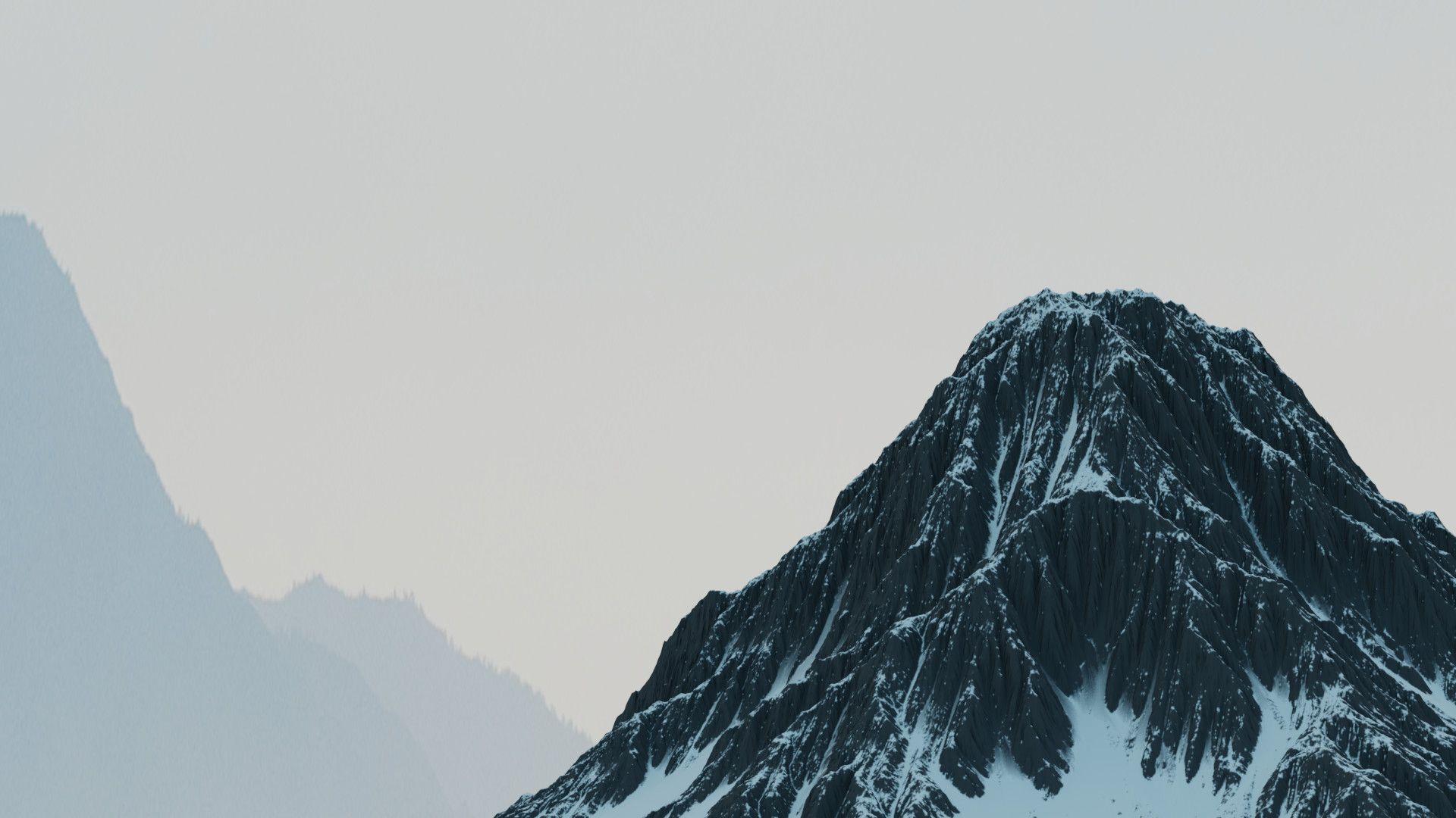 Procedural terrain creation